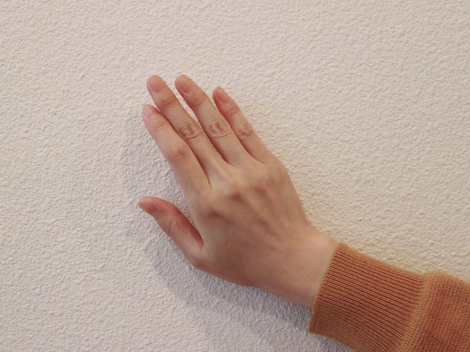 キレイな手の写真